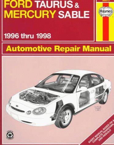 car repair manual download 1998 mercury sable free book repair manuals a53 industries on amazon com marketplace sellerratings com