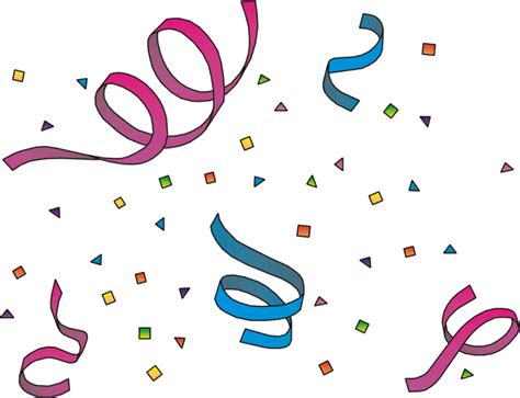 free clipart animations best confetti clipart 23365 clipartion