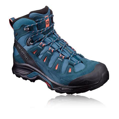 salomon quest boots salomon quest prime tex s walking boots aw17