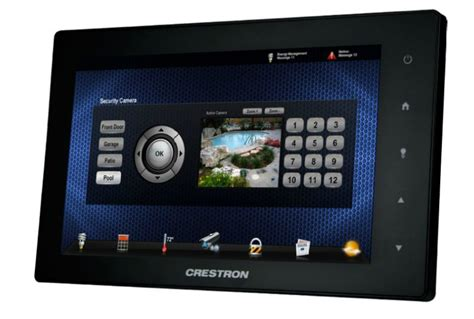 product specifications tsw 1050 crestron electronics tsw 750 7 quot touch screen crestron electronics inc av iq