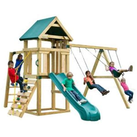 playsafe swing set parts swing n slide playsets hawk s nest playset with summit
