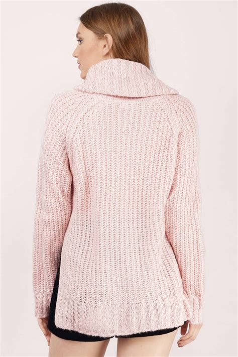 knit sweter blush sweater pink sweater knitted sweater blush top