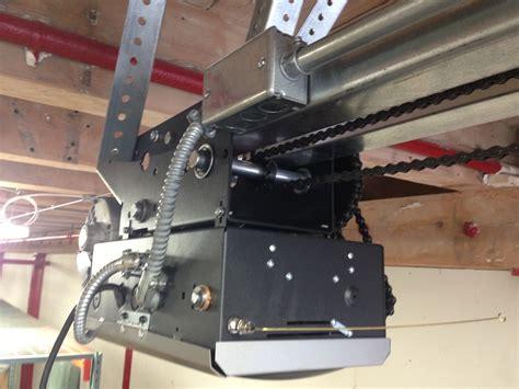 Overhead Door Operator Glass Door Before After Photos Garage Door Professionals Of Chicago