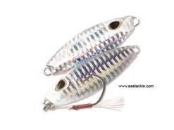 Rocker 90gr Silver Pink Zebra Metal Jig gomoku rocker 70 grams uv green sardine