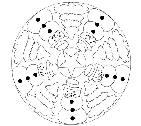 imagenes educativas mandalas navidad mandalas de navidad para pintar colorear im 225 genes