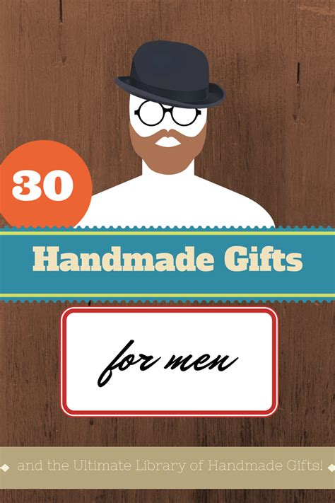 Handmade Gifts For Guys - 30 handmade gift ideas for suburble