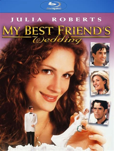 MY BEST FRIEND'S WEDDING: Blu ray (TriStar Pictures 1997