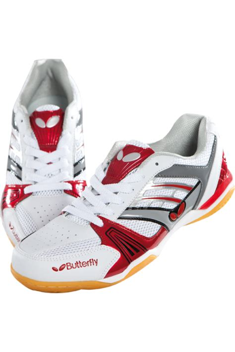 Butterfly Table Tennis Shoes by Butterfly Utop I Table Tennis Shoes Footwear From Tees