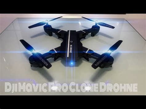 dji mavic clone hd drone review doovi
