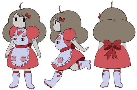 bee and puppy cat bee and puppycat costume makeup clothes etc