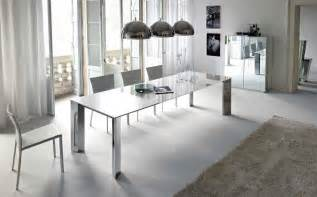 Modern White Dining Room Sets Best Modern Dining Room Sets
