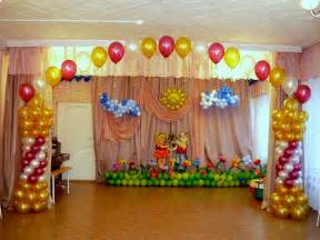 Birthday Decoration Ideas At Home With Balloons Decorating Of Page 142 Of 280 Decor