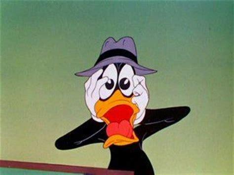 Daffy Duck Meme - daffy duck scared blank template imgflip