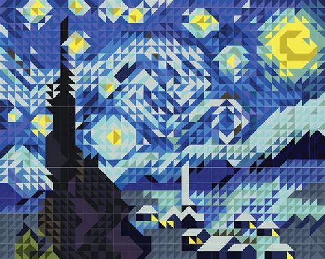Starry Quilt Pattern by Uncategorized Emmalee Shallenberger Graphic Designer