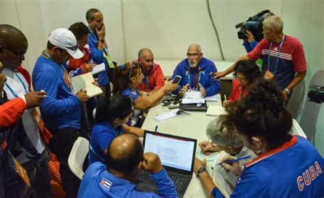 cuba educational activities cuba ready to face rio 2016 olympics