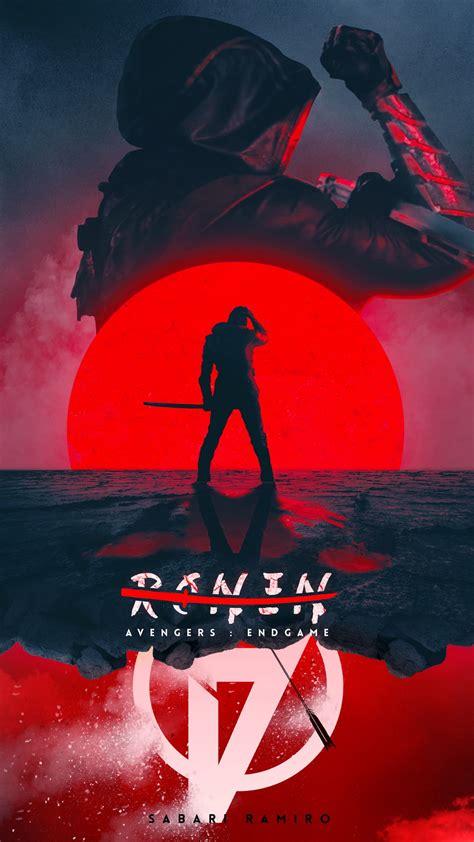 ronin  avengers  endgame wallpapers hd wallpapers