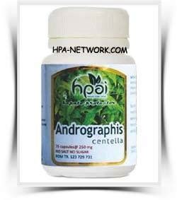 Andrographis Centella Produk Herbal Hpai andrographis centella hpai jual andrographis hpa indonesia