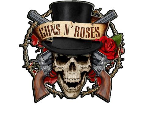 Guns N Roses Logo 2 guns n roses logo transparent png stickpng