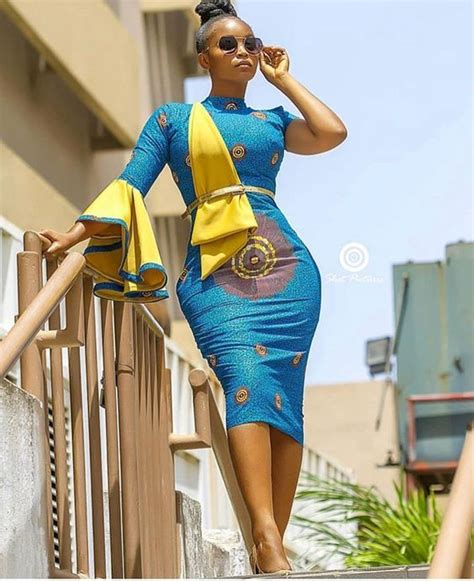 african ankara gown styles  flex   lovely year