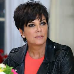 kris jenner hair colour kris jenner hairstyle back view short hairstyle 2013