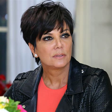 kris jenner haircut kris jenner hairstyle back view short hairstyle 2013