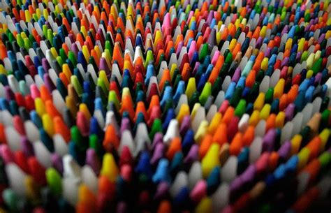 color crayon where the words quot crayola quot and quot crayon quot come from