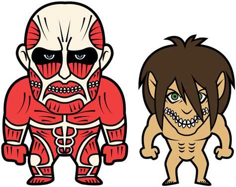 Chibi Titans by DisfiguredStick on DeviantArt