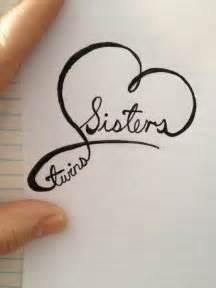 Twin sister tattoo sis tattoos twin sister tattoo ideas tattoos