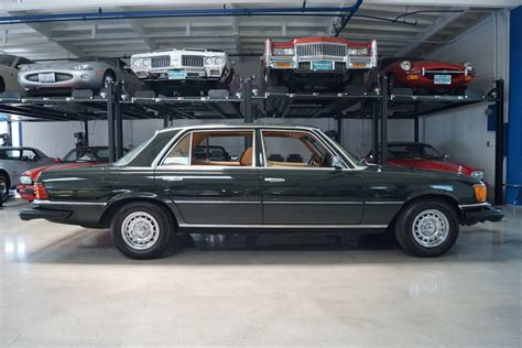 Premium Tas Rayleigh Mustang Series Olive Green 1974 mercedes 450sel for sale used mercedes 400 series for sale in torrance