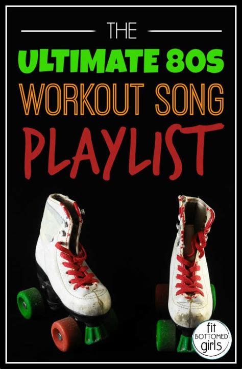 80s songs 80s workout playlist