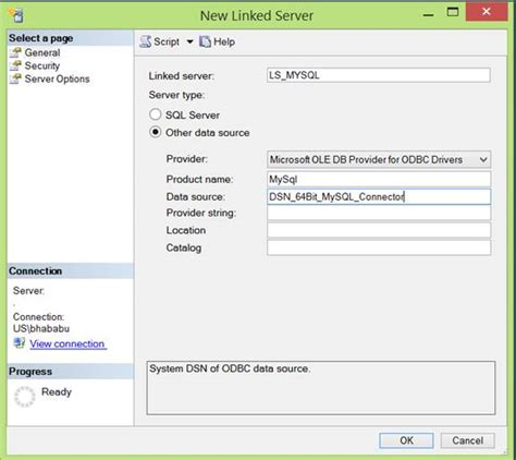 Mysql Select Into Temp Table by Data With Structure Migration From Mysql To Sql Server