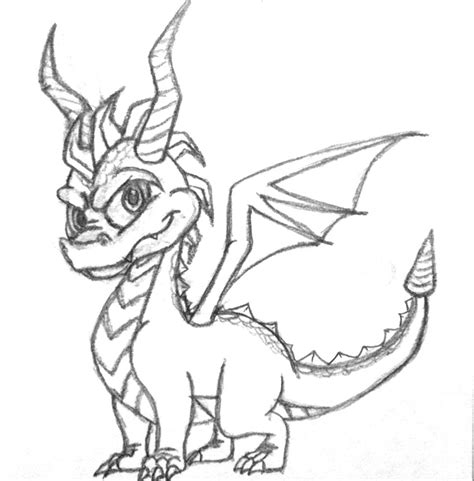 classic spyro legend style by blackdragonofdeath 3 on