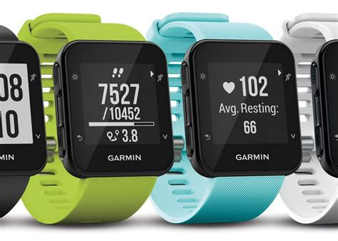 Garmin Forerunner 35 Smartwatch Limelight garmin forerunner 35 gps smartwatch launches for 200