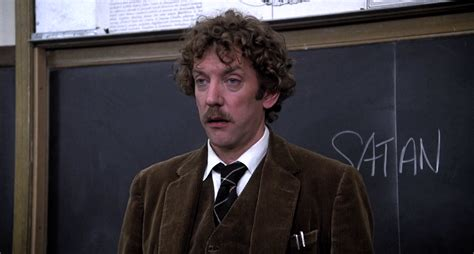 when was animal house made in 1978 donald sutherland made one stupid decision about animal house that eventually