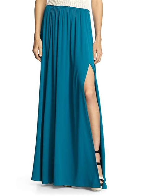 of the day a chic maxi skirt bachelorette lifestyle