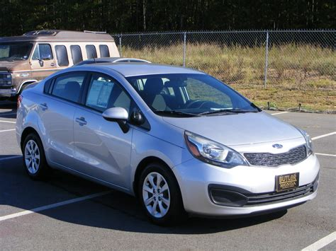Pre Owned Kia Cars Pre Owned 2013 Kia Lx 4dr Car In Milledgeville