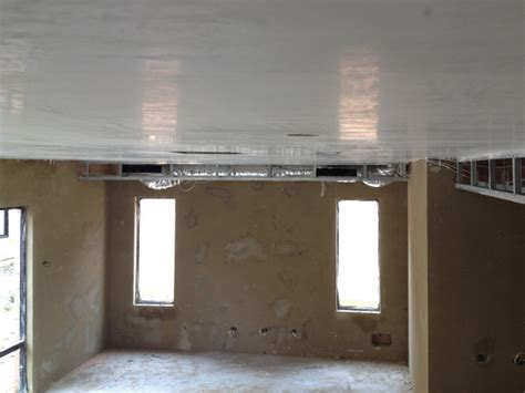 Plaster Glass Ceiling by Plastering Perth Concrete Ceilings