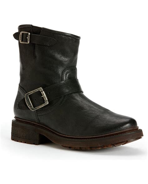 frye s valerie 6 shearling ankle boot 75016 dbn ebay