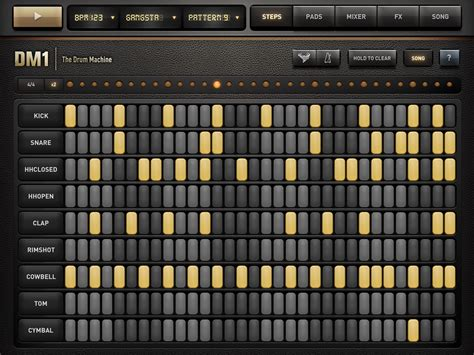 pattern for drum machine download free best drum programs for metal software