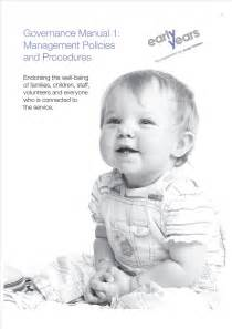 child protection policy template for community groups governance manual 1 management policies and procedures
