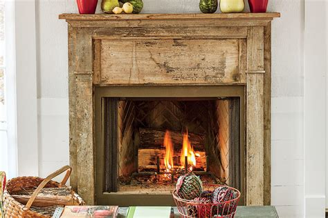 Cottage Style Fireplace Mantels by 13 Antique Mantel Smart Cottage Style Home Southern
