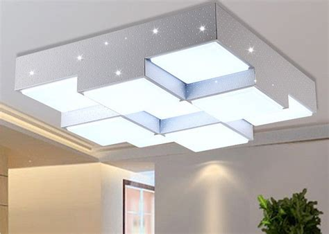 Bright Ceiling Light Fixtures 48w Bright Led Wrought Iron Ceiling Lights 2500lm Modern Ceiling Chandeliers