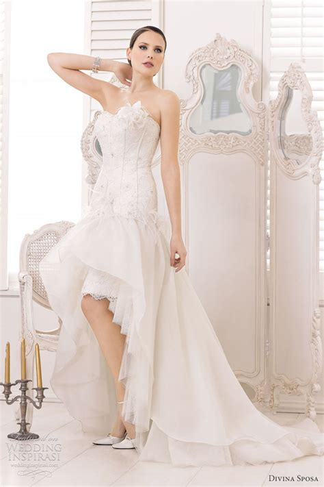 high low wedding dresses 2013 divina sposa wedding dresses 2013 wedding inspirasi page 2