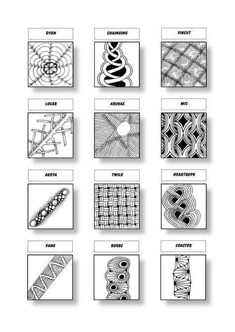zentangle pattern arukas 1000 images about zentangle on pinterest