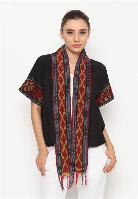 Balero Tenun 1484 best busana batik tenun images on batik dress batik fashion and blouse batik