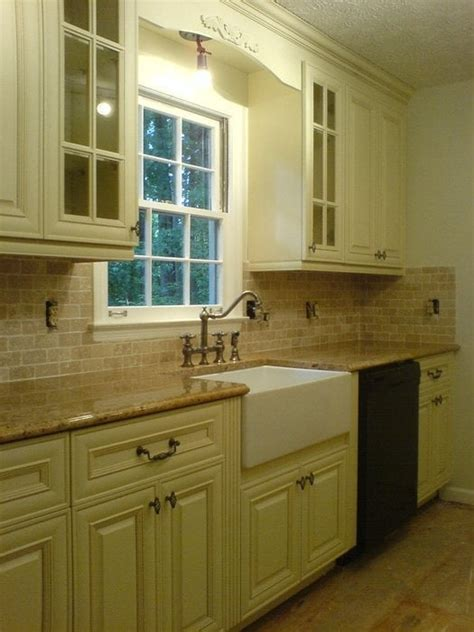 panda granite cabinet antique white cabinet kitchen yelp