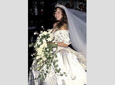 19 iconic celebrity wedding dresses that are still #goals ... Jennifer Lopez Wedding Dresses