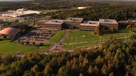 volvo cars headquarters gothenburg sweden aerial shot volvo car group global media newsroom