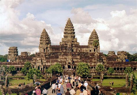 talkkhmer architecture wikipedia stop saying the french discovered angkor cambodia expats