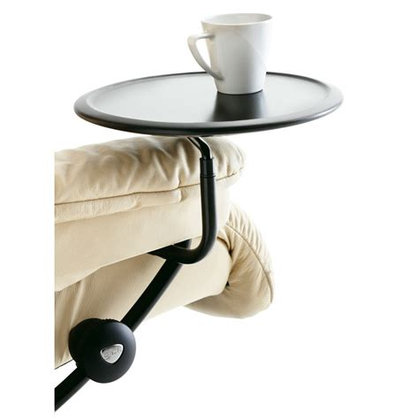 sofa arm accessory table cost of stressless recliner stressless chair sale